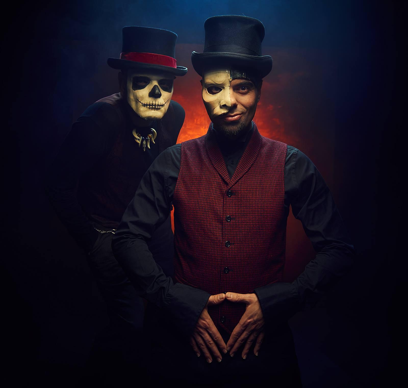 Andrey Kezzyn masks