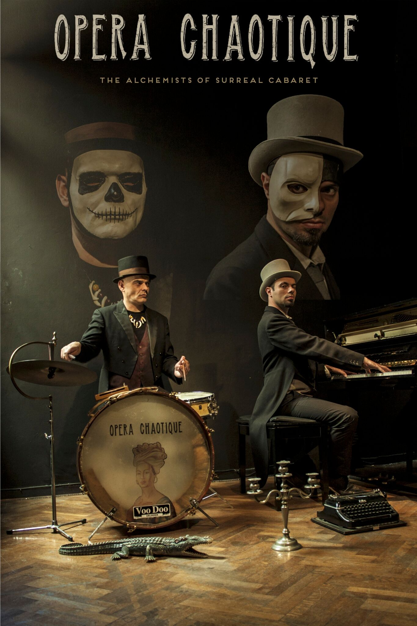 The Alchemists of surreal cabaret_preview